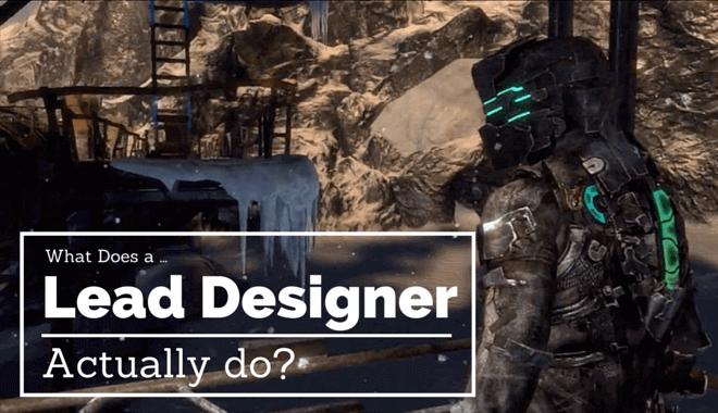 lead game designer