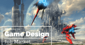 The Current Video Game Designer Job Market