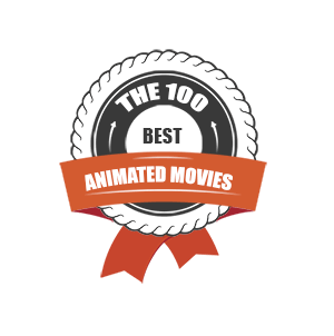 100 best animated movies