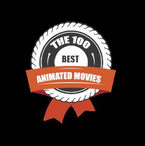 100 best animated movies