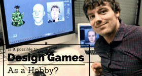 Game Design as a hobby