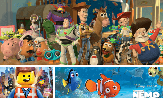 top animated movies
