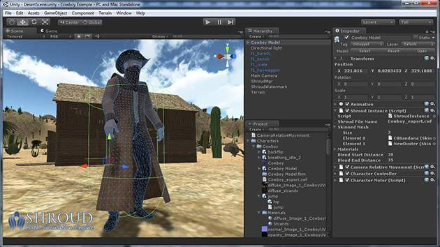 unity game engine