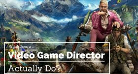 The Job of a Video Game Creative Director