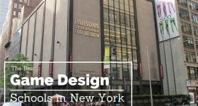 New York Video Game Design Schools