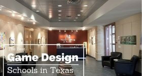 The Top 14 Texas Game Design Schools