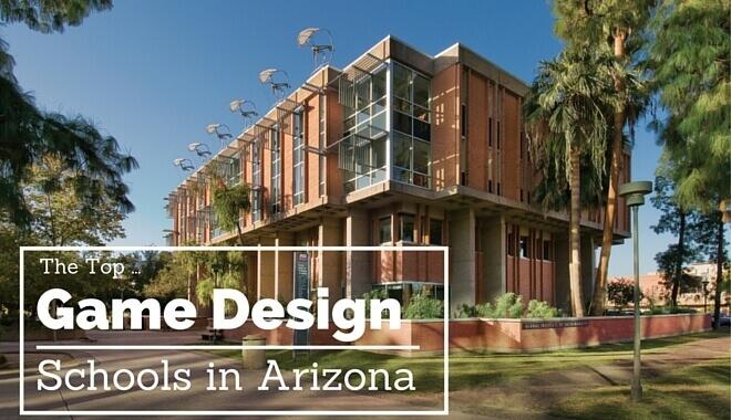 arizona video game design schools
