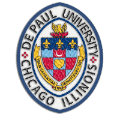 dePaul university school logo