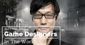 The 5 Most Famous Video Game Designers