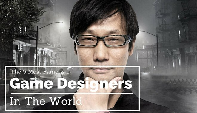 famous game designers