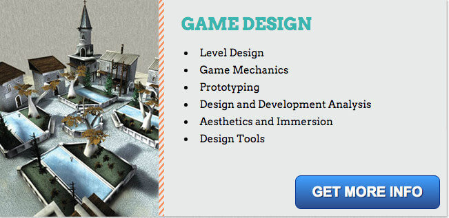 game design degree program