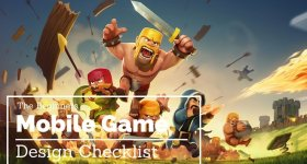 mobile game design checklist