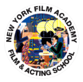 new york film academy school logo