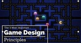 3 principles of game design