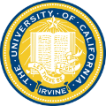 university of california irvine school logo