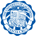 university of california santa cruz school logo