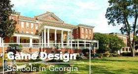 video game design schools in georgia