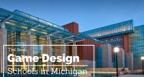 the best game design schools in michigan