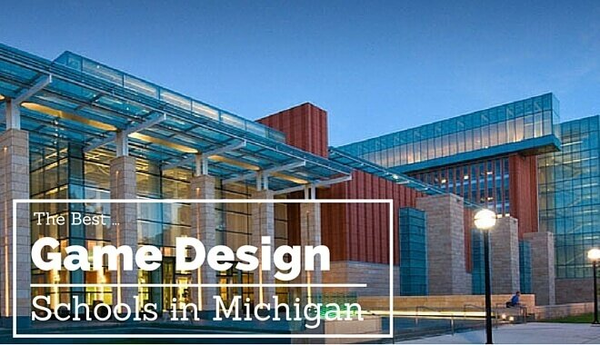 The Top Colleges For Game Development In Michigan - Game design schools