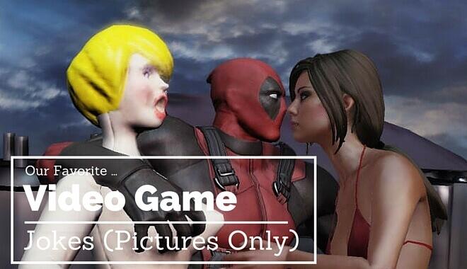 video gamer jokes pictures