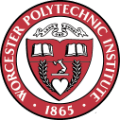 worcester polytechnic institute school logo