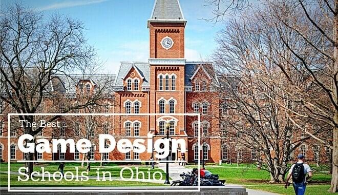 ohio game design schools