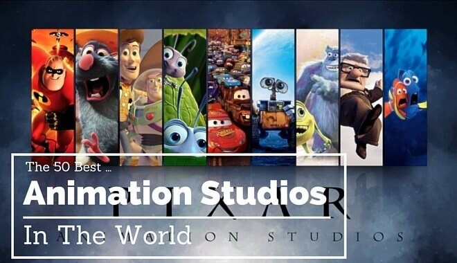 the best animation companies