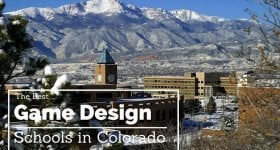 The Top 5 Colorado Game Design Schools