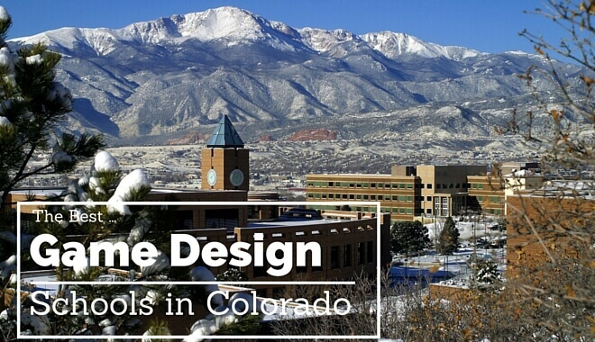 the best video game design schools in colorado