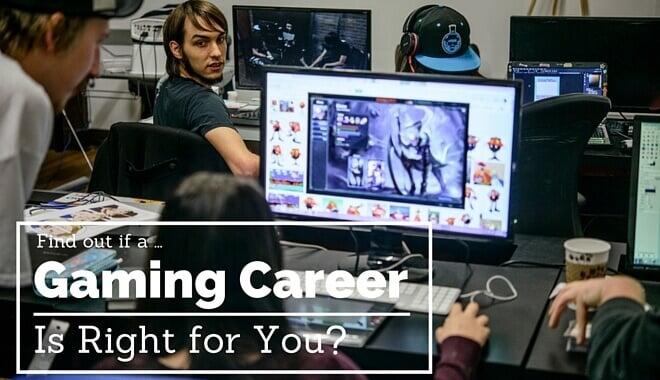 video game design careers quiz