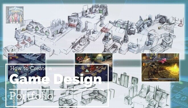 How to build a game designer portfolio game designing for How to make a blueprint online