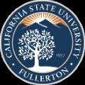 california state University fullerton school logo