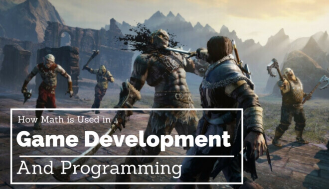 math in game design and programming