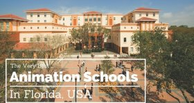 the best animation schools in florida