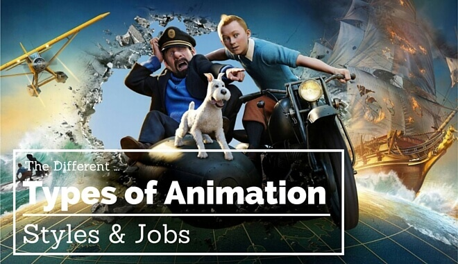 The Different Types of Animation | Styles and Techniques