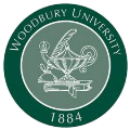 woodbury university school logo