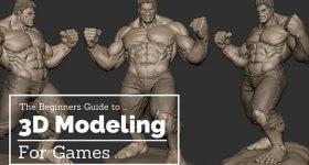 3d modeling for games