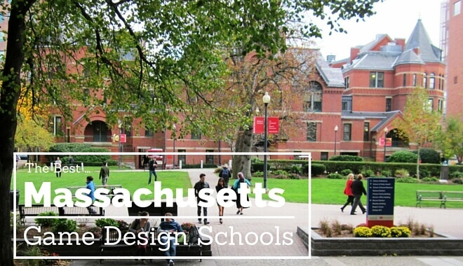 massachusetts game design schools