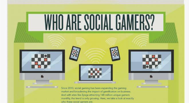social gamers header
