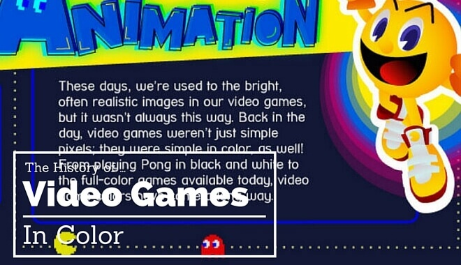 video game color history