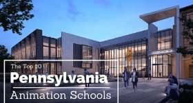 the best animation schools in pennsylvania
