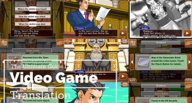 video game translators