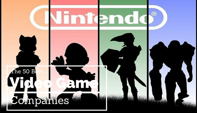 largest video game companies