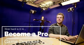 How Hard is It to Get a Game Design Job?