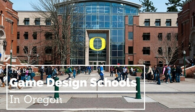 oregon game design colleges