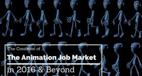 Animation Job Market in 2016