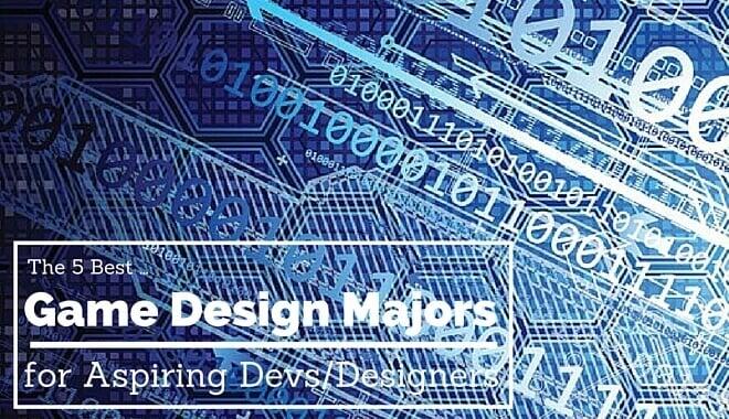 Best Game Design Majors