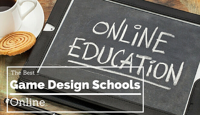The Best Online Video Game Development Training Programs - Online video game design schools