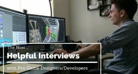 Interviews with Pro Game Designers