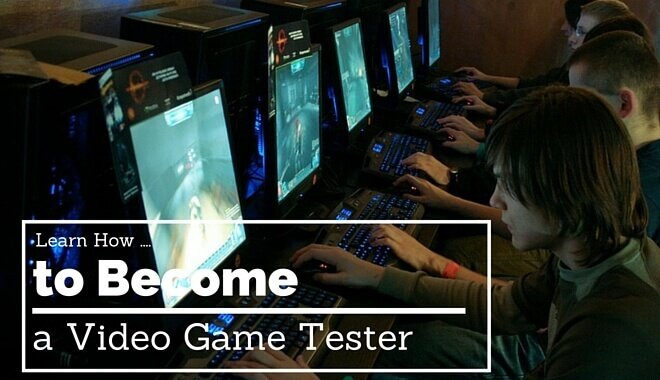 Video Game Designer Tester